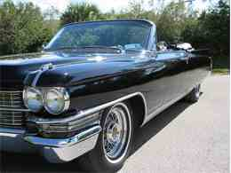 Picture of Classic '63 Eldorado Biarritz located in Sarasota Florida Offered by Vintage Motors Sarasota - M3NM