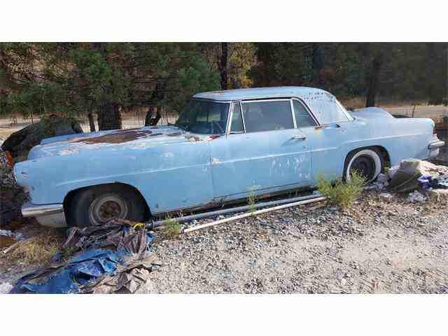 1956 Lincoln Continental Mark II | 1031171