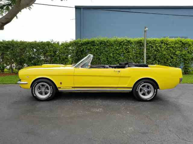 1966 Ford Mustang | 1031175