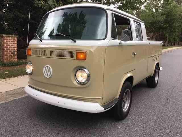 1968 Volkswagen Transporter Double Cab | 1030118