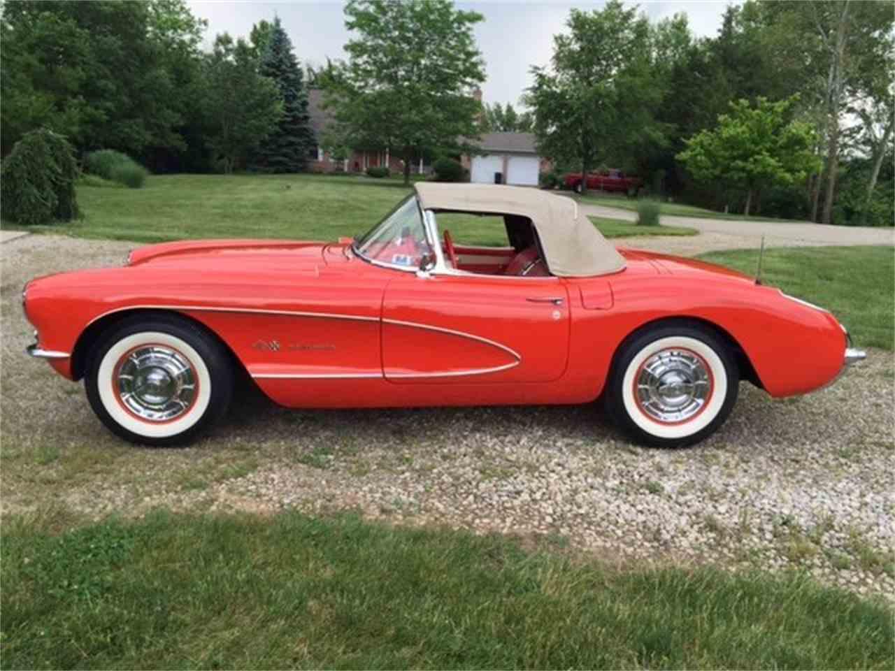 1957 Chevrolet Corvette for Sale - CC-1031182
