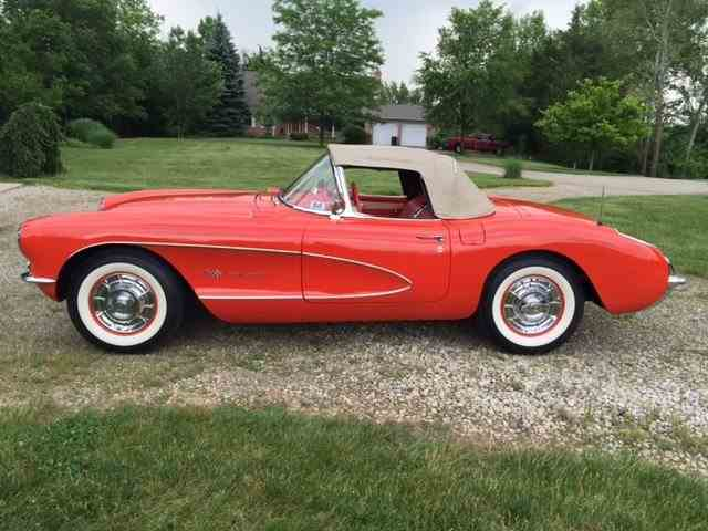 1957 Chevrolet Corvette | 1031182