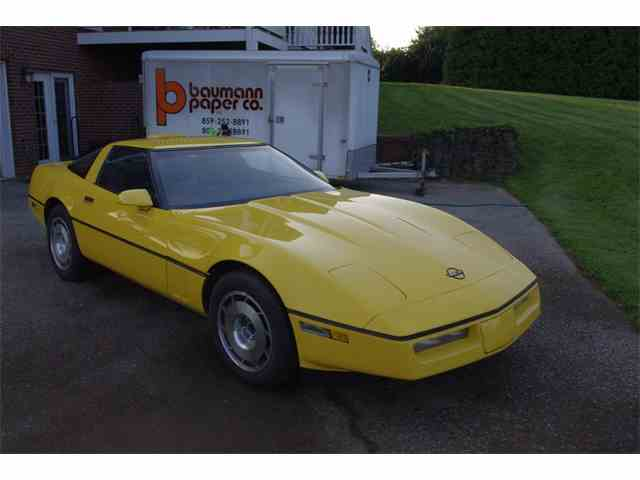 Picture of '86 Corvette Offered by a Private Seller - M3O0