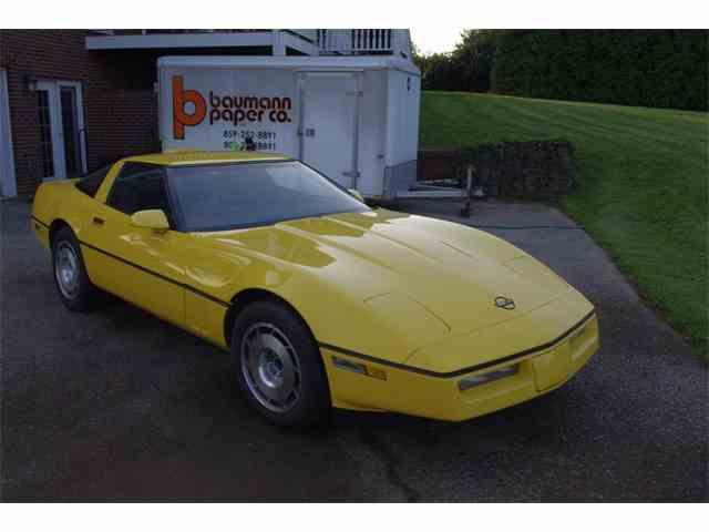 1986 Chevrolet Corvette | 1031184