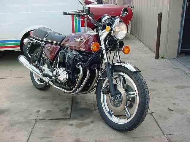 1977 Honda CB750 | 1031188