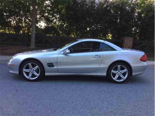 2005 Mercedes-Benz SL500 | 1030119