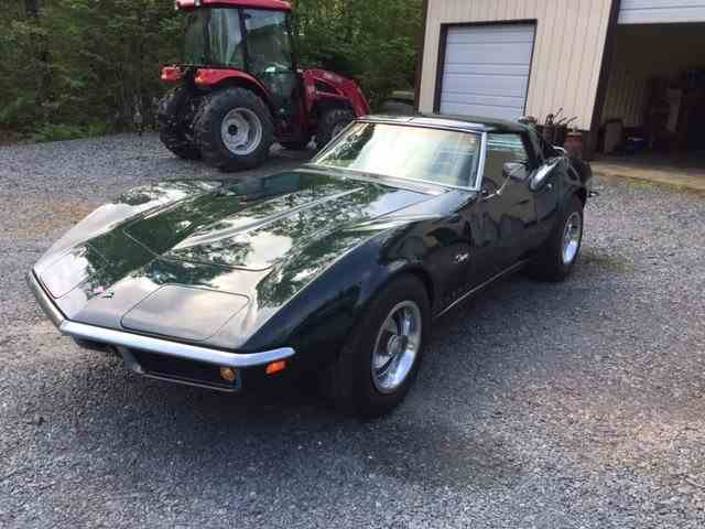 1969 Chevrolet Corvette | 1031192