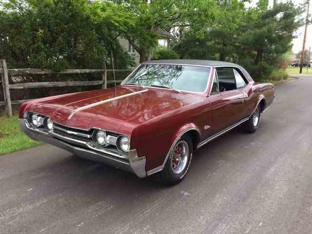 1967 Oldsmobile Cutlass | 1031193