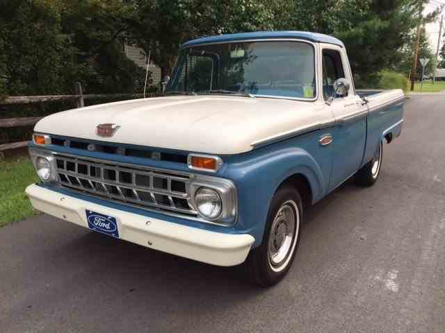 1965 Ford F100 | 1031195