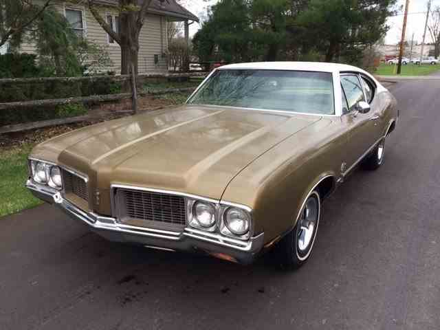 1970 Oldsmobile Cutlass | 1031196