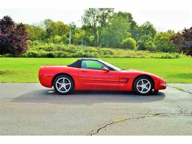 2001 Chevrolet Corvette | 1030012