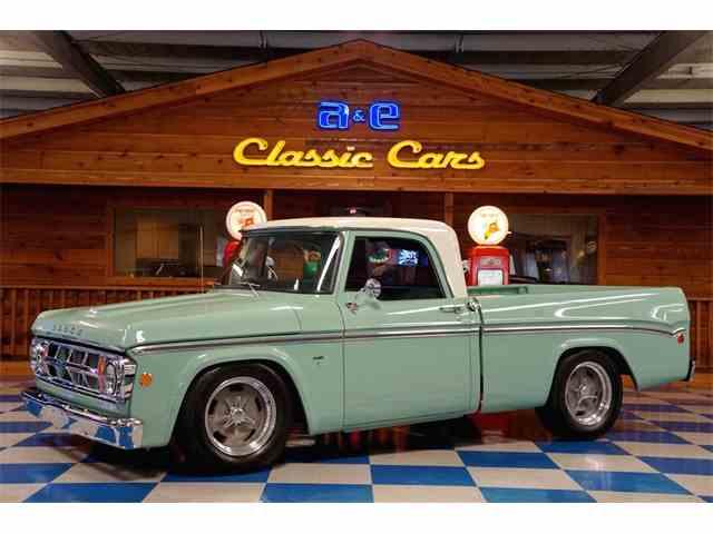 1969 Dodge D100 | 1031209