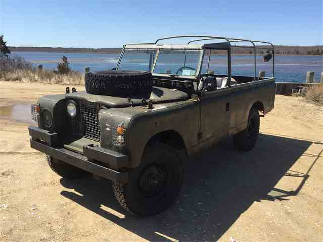 1965 Land Rover Series IIA | 1031219