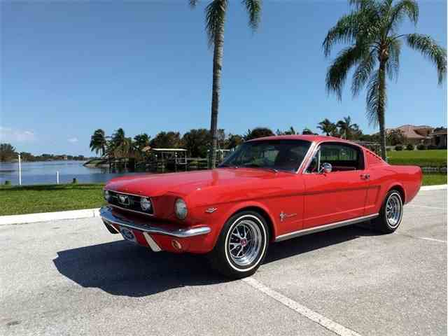 1966 Ford Mustang | 1030122