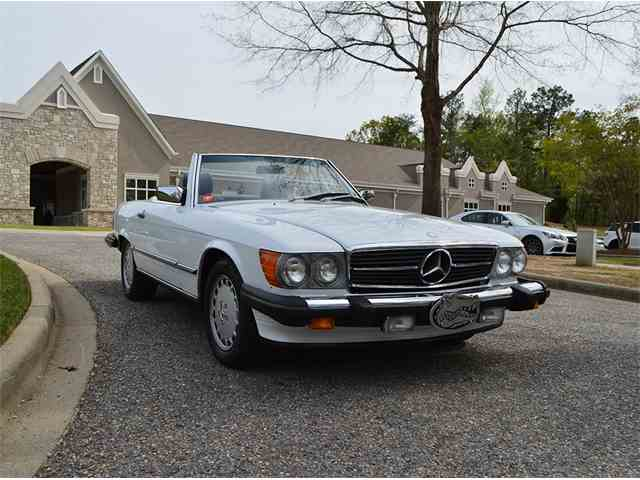 1988 Mercedes-Benz 560SL | 1031226