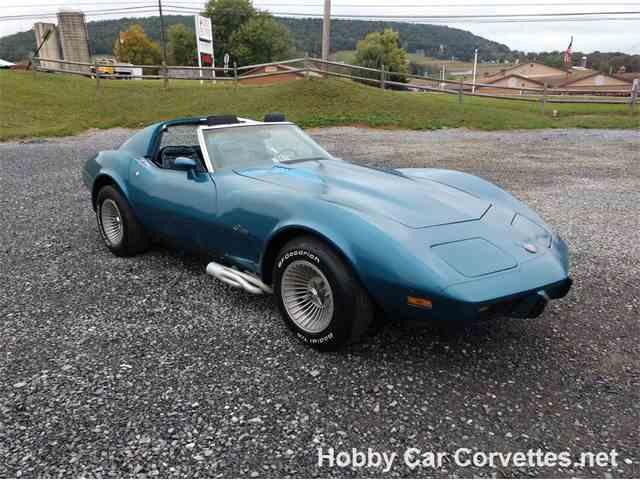 1975 Chevrolet Corvette | 1031236