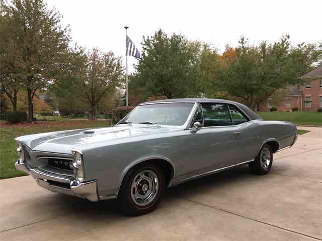 1966 Pontiac GTO | 1031237