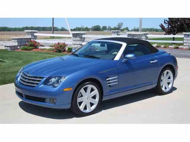 2005 Chrysler Crossfire | 1030124