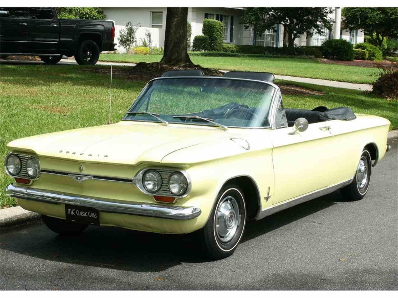 1964 Chevrolet Corvair for Sale on ClassicCars.com