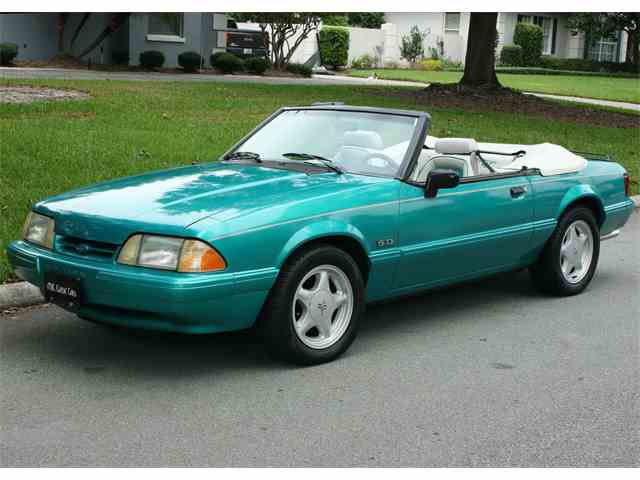 1992 Ford Mustang | 1031246