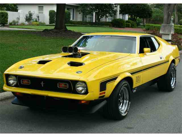 1972 Ford Mustang | 1031248