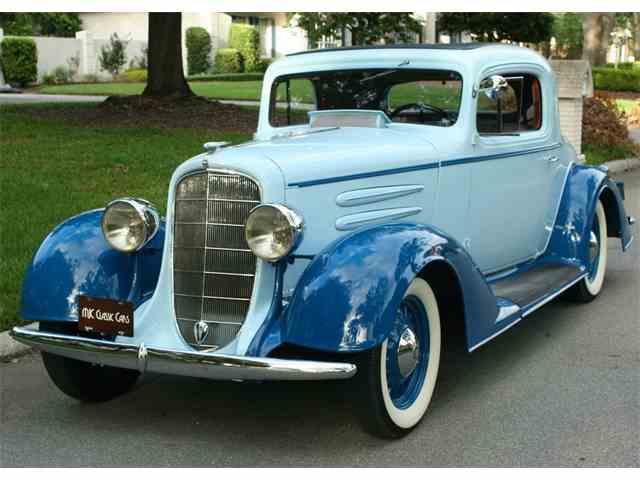 1933 Oldsmobile F85 | 1031249