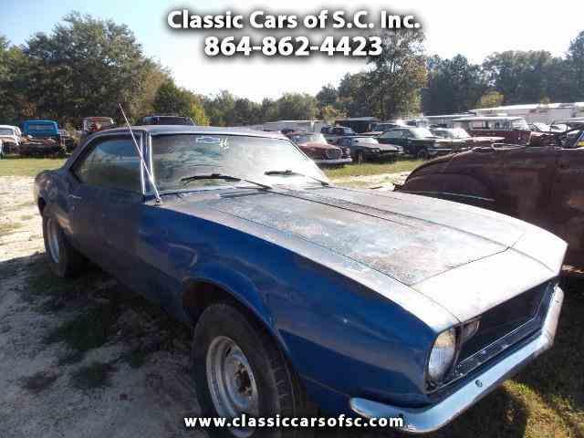 1968 Chevrolet Camaro | 1031258