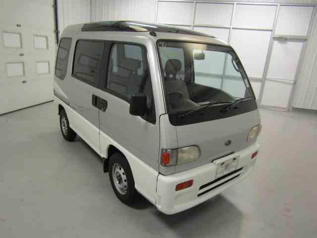 1991 Subaru Sambar | 1031305