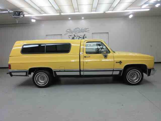 1985 Chevrolet C10 | 1031333