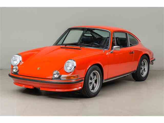 1972 Porsche 911 Carrera S | 1030134