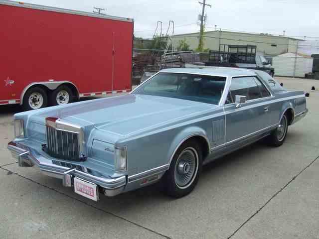 1978 Lincoln Mark V | 1031340