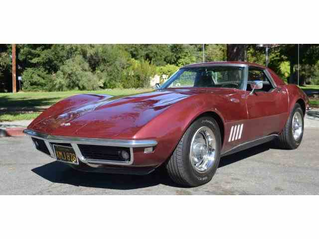 1968 Chevrolet Corvette | 1031344