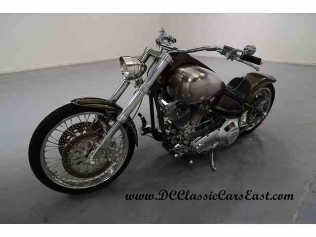 1999 Paul Yaffe Motorcycle | 1031347