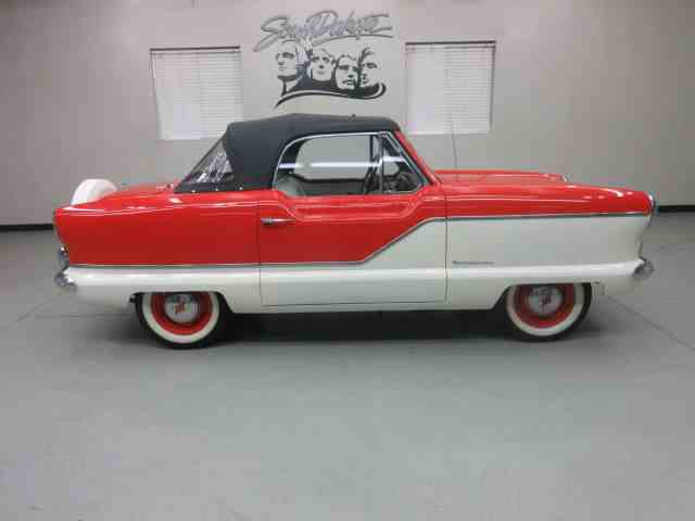 1961 Nash Metropolitan | 1031349