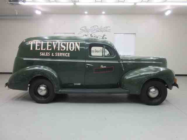 1941 Ford Panel Truck | 1031352