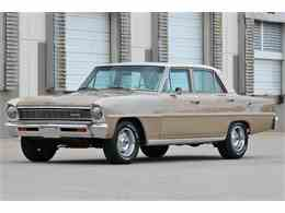 Picture of '66 Chevrolet Chevy II Nova located in Lenexa Kansas Offered by KC Classic Auto - M3SP