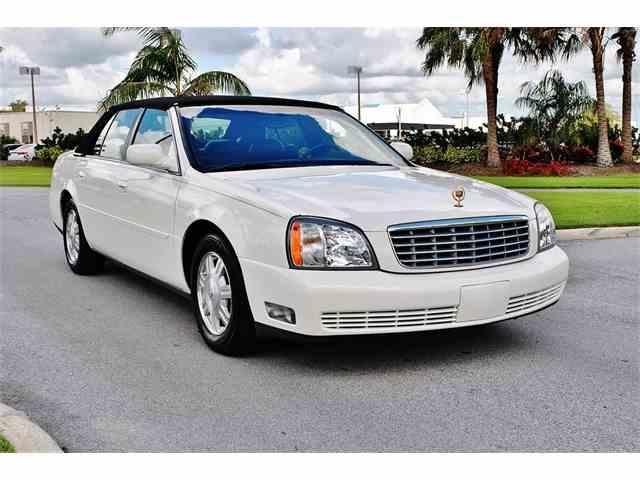 2003 Cadillac DeVille | 1031356