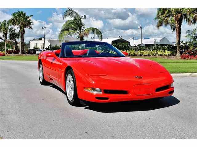 1999 Chevrolet Corvette | 1031388