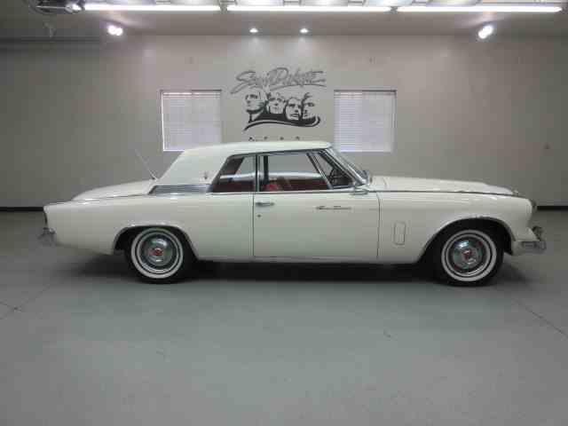 1962 Studebaker Gran Turismo | 1031389