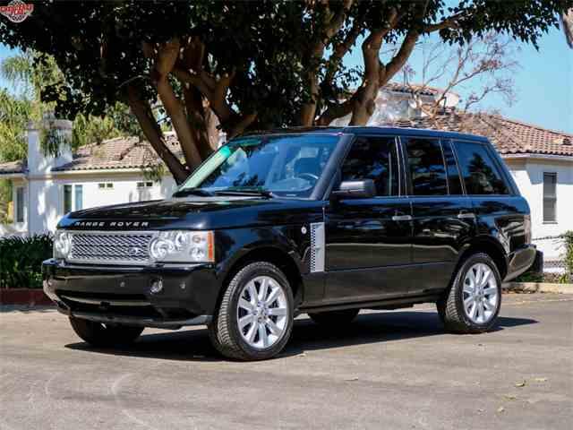 2008 Land Rover Range Rover | 1030139