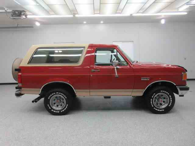 1989 Ford Bronco | 1031394