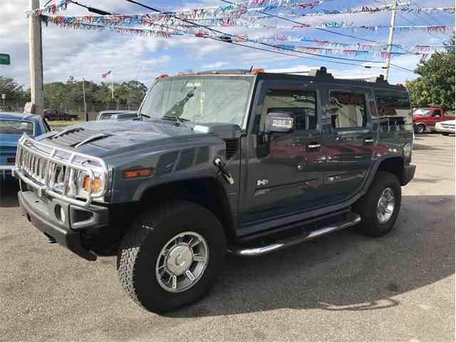 2006 Hummer H2 | 1031395