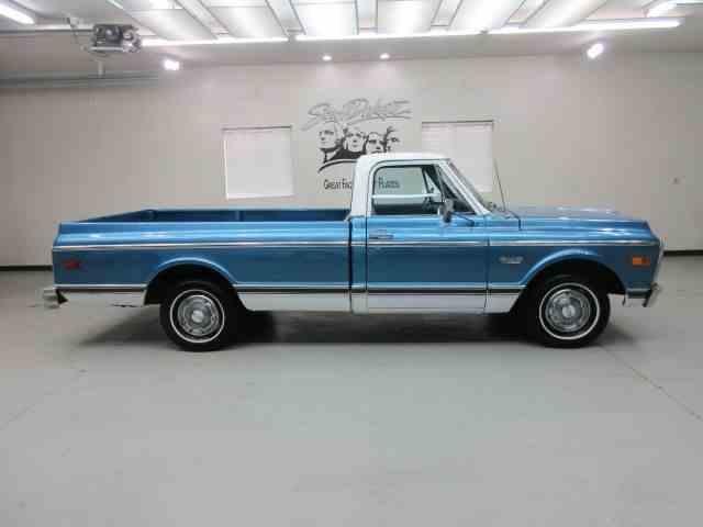 1970 GMC 1500 | 1031399