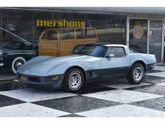 1982 Chevrolet Corvette | 1031404