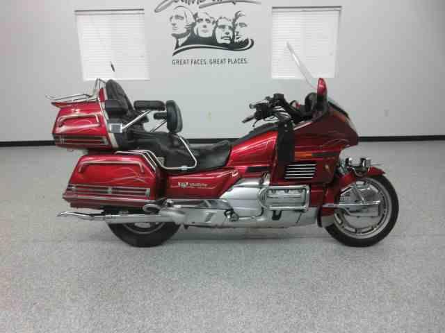 1992 Honda Motorcycle | 1031416