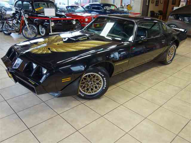 1979 Pontiac Firebird Trans Am | 1031426