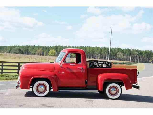 1955 Ford F100 | 1030143