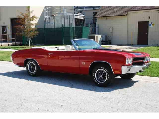 1970 Chevrolet Chevelle SS | 1031454