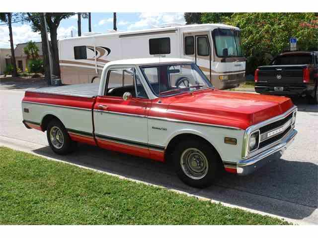 1969 Chevrolet C10 | 1031457