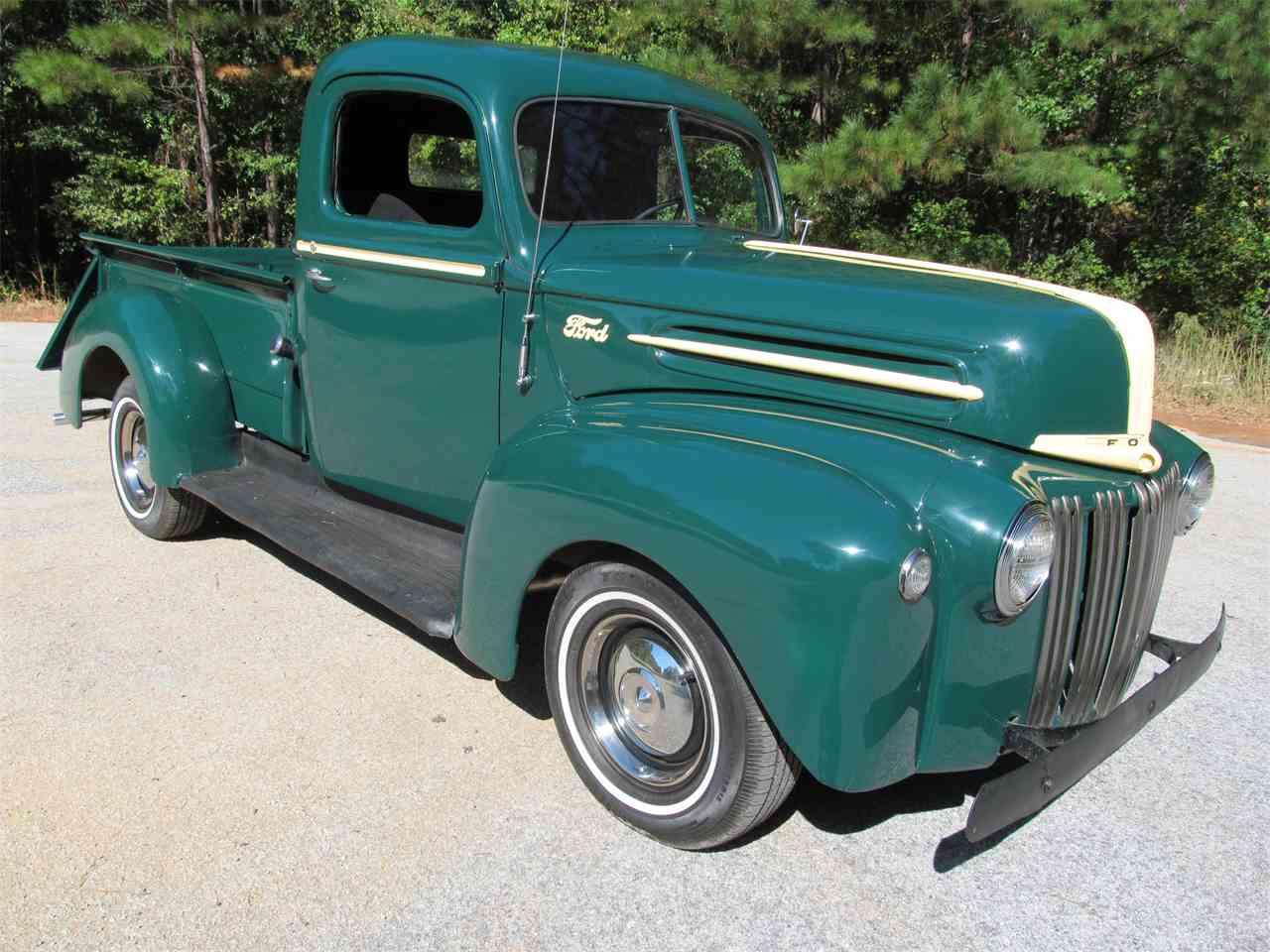 1947 ford 1 2 ton pickup for sale cc 1031462. Black Bedroom Furniture Sets. Home Design Ideas